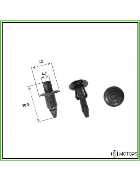 Rivetto in plastica piccolo RMS per veicoli Honda e Suzuki - 121832005