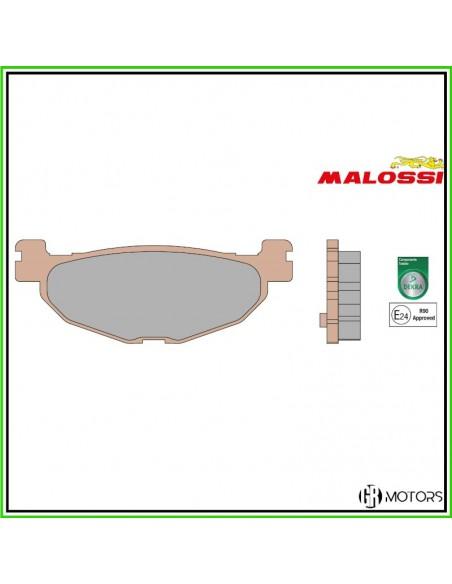Pastiglie freno posteriore Malossi MHR Synt Yamaha T-Max 500 dal 2004 - 6215026BS