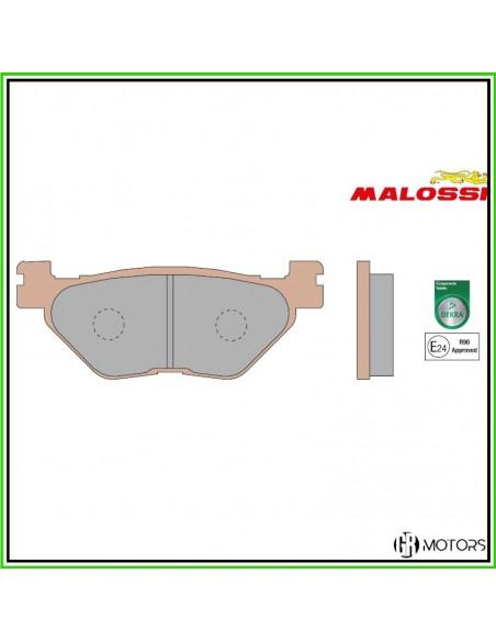 Pastiglie freno posteriore Malossi MHR Synt Yamaha T-Max 530/560 - 6215030BS