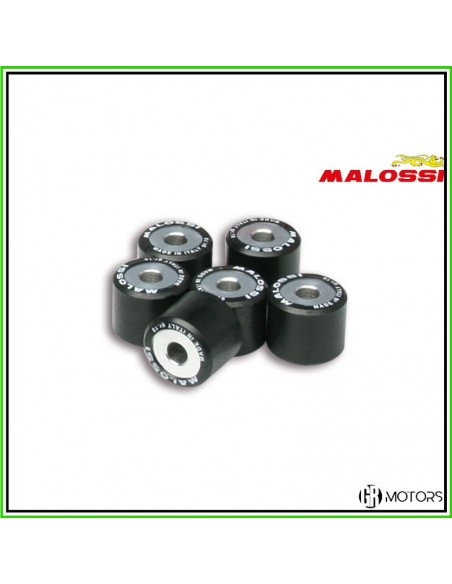 Kit 6 rulli Malossi HTRoll 20x17 grammi 9,5 - 6611095.G0