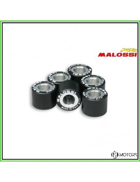 Kit 6 rulli Malossi HTRoll 20x14,6 grammi 14,5 - 6611534.F0