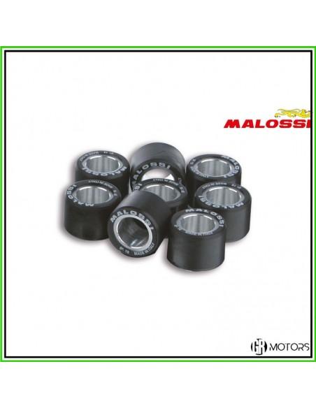Kit 8 rulli Malossi HTRoll 28,2x19,9 grammi 21 - 6615437.B0