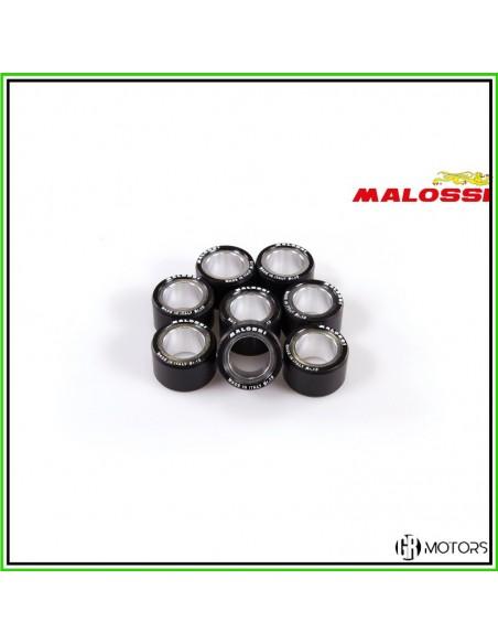 Kit 8 rulli Malossi HTRoll 25x15,9 grammi 14 - 6615452.E0
