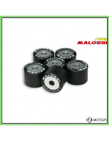 Kit 6 rulli Malossi HTRoll 23x18 grammi 15 - 669917.E0