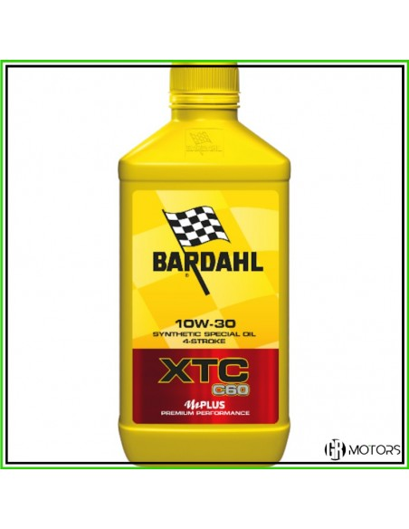 Olio motore Bardahl 10W30 XTC-C60 mPLUS - 348140