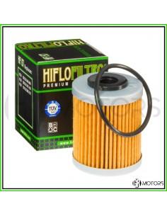 Filtro olio Hiflo HF157 per...