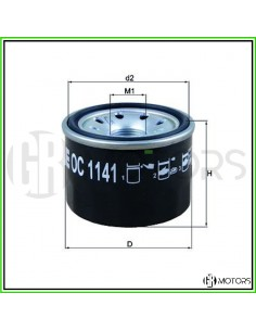 Filtro olio Mahle OC1141...