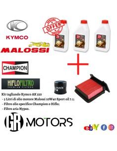 Kit tagliando Malossi 10W40...